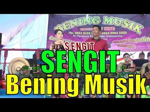 SENGIT - MANTHOUS Bening musik sengit campursari orgen tunggal lampung timur dangdut remix dj
