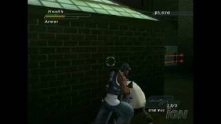 50 Cent: Bulletproof PlayStation 2 Review - Video Review