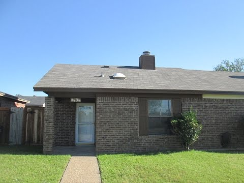 Duplexes for Rent in Fort Worth TX 2BR/2BA by Property Manager in Fort Worth