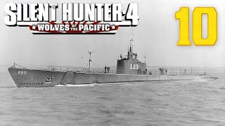 Silent Hunter 4: Wolves of the Pacific - Drugie Podejście #10