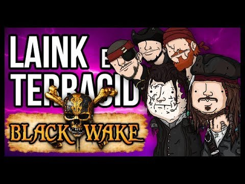J'AI GLISSÉ CAPITAINE (Blackwake) ft. Squeezie, Cyril, Mickalow