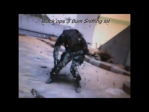 Black ops 3 Bum Sniffing