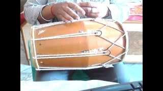How to play dholak lesson 10 Kaharwa - dhati 2 nati 2