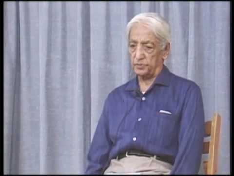 Is there a faculty to see that there is no path to truth outside myself? | J. Krishnamurti