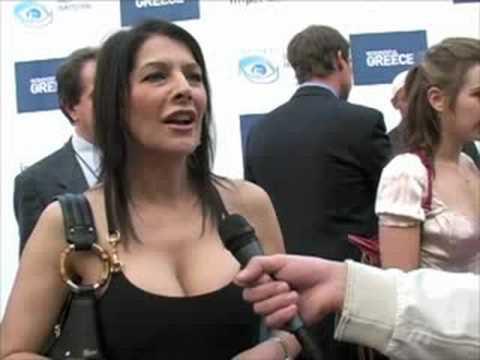 Q&A with actress Marina Sirtis
