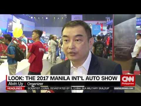 The 2017 Manila International Auto Show