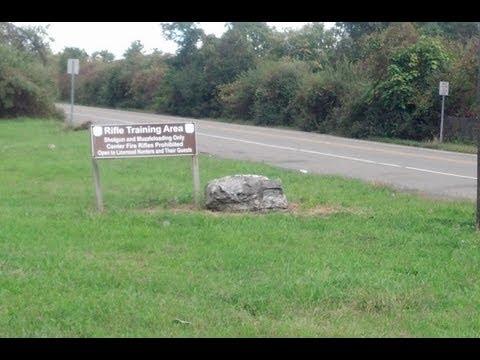 Clinton WMA Wildlife Management Area NJ Rifle Range Hunting Education