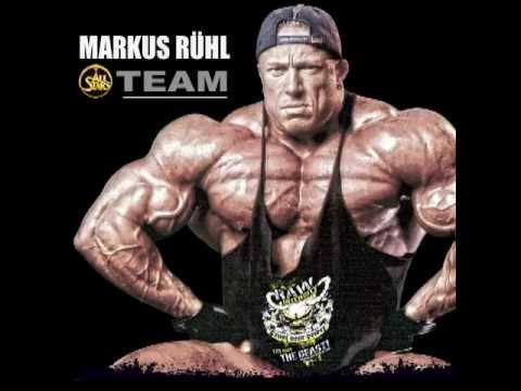 IFBB Pro Markus Rühl - ALL STARS Team