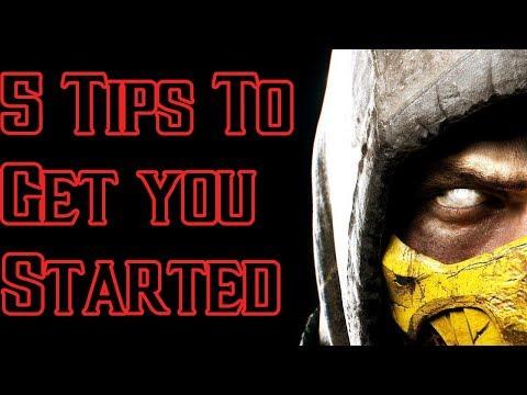 Mortal Kombat XL - Beginner Guide [2018] thumbnail