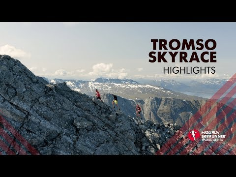 Watch: Tromsø Skyrace Highlights