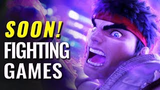 11 Upcoming Fighting Games of 2017 & 2018 | PC, PS4, Switch, XB1, Vita,
