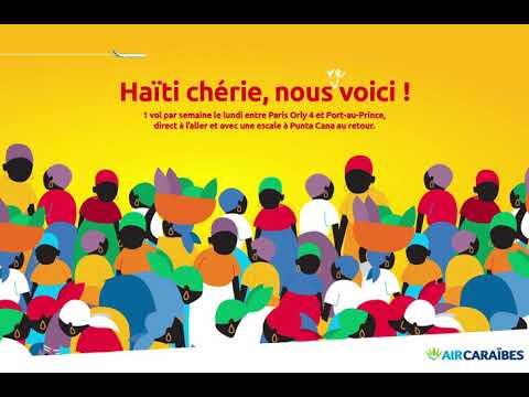 [ Haiti cherie nous (re) voici ! ]