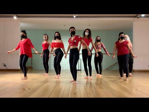 Jerusalema Challenge - Sabor & Dança - Estúdio Sabor & Dança
