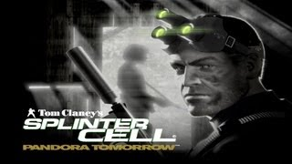 Splinter Cell - Pandora Tomorrow - Stealth Walkthrough - Part 8 Finale - LA Airport