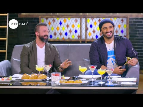 Café Shots | Buzzkill with Arjun Kapoor | Not Just Supper Stars
