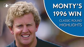 Colin Montgomerie shoots 63 to win in Switzerland | Classic Round Highlights