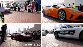 Dubai Automotive Parade 2013 Video