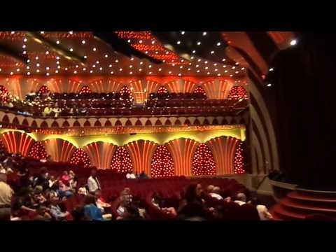 Explore the La Scala theatre on the MSC Musica with Eva's Best Travel and Cruises!