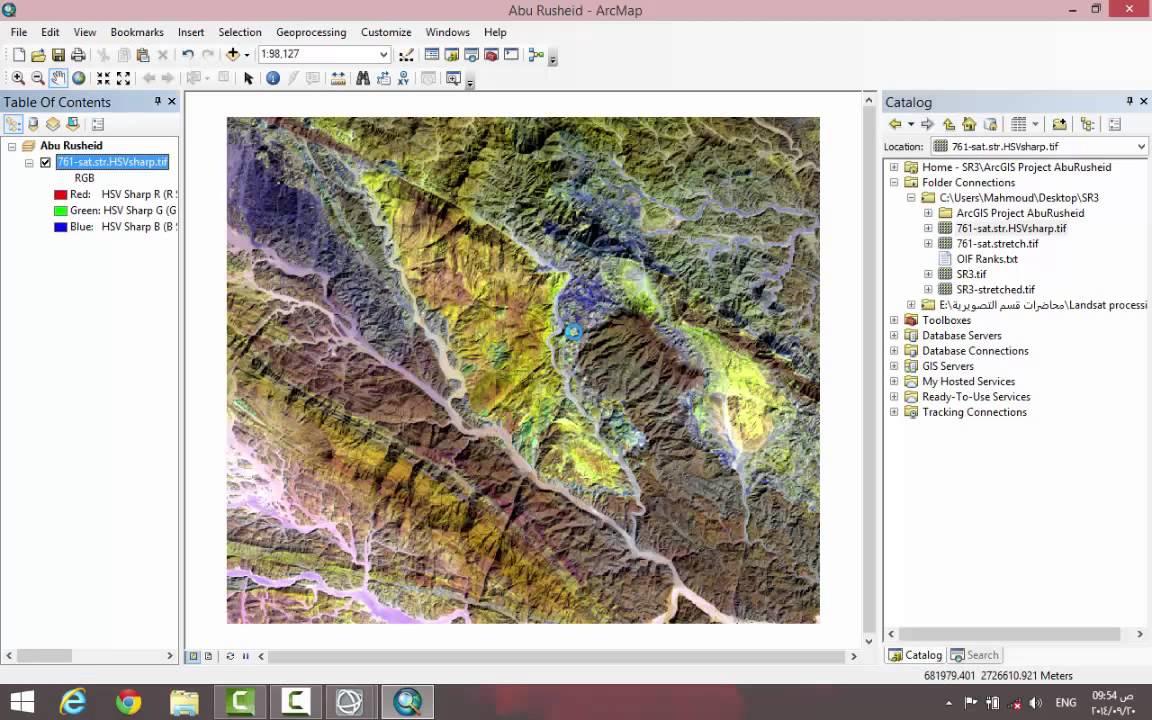 Landsat 8 Data Part II Processing