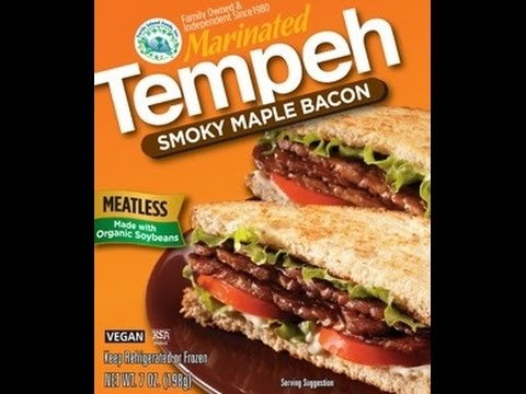 how to make tempeh youtube