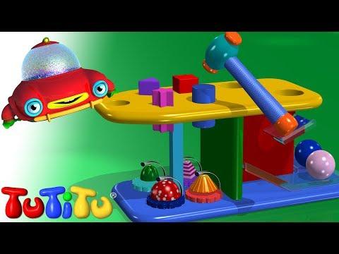 TuTiTu Toys | Hammer Bench Toy