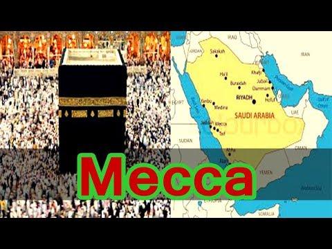 mecca madina mecca sharif Saudi |world history in hindi |online class |lesson - |short documentary