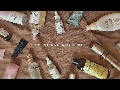Skincare Routine + Skincare Favorites | Dry Sensitive Skin