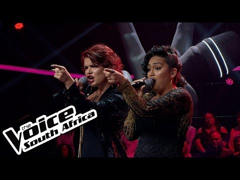 Celest vs Marissa - Ain't No Other Man | The Battles | The Voice SA Season 2