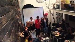 Bốn chữ Lắm - Guitar Út Dương vs Emotions Band vs Trương Thảo Nhi