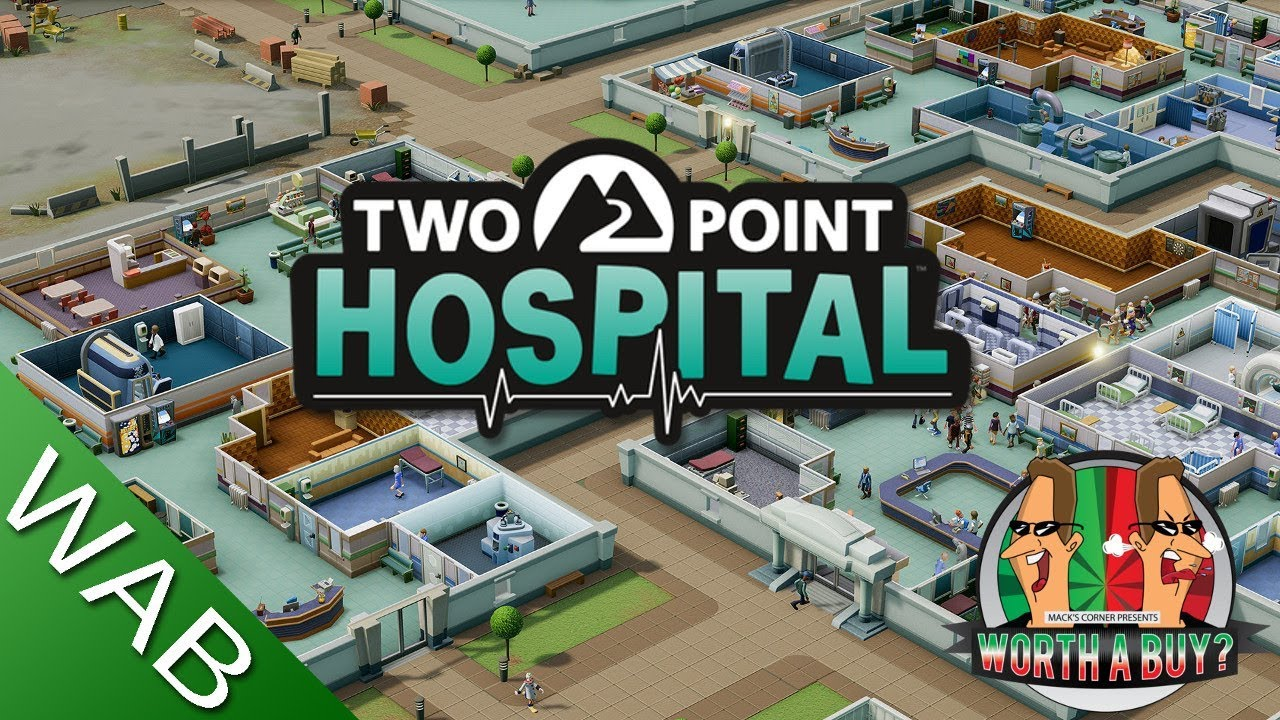 Two Point Hospital Review - Worthabuy? - YouTube