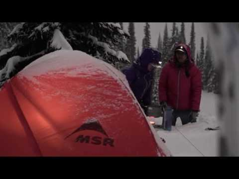 MRS Access Winter Tents - Built for the Backcountry