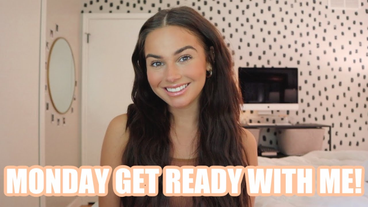 Chit-Chat GRWM! Natural Makeup & Restyling Dirty Hair     EJB