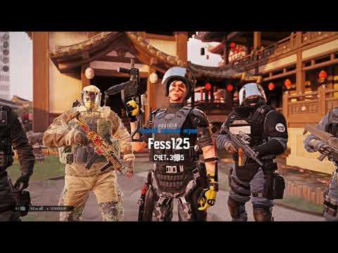 видео: [FS] Rainbow Six Siege / War is hell :D