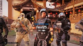 [FS] Rainbow Six Siege / War is hell :D