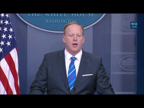 2/27/17: White House Press Briefing