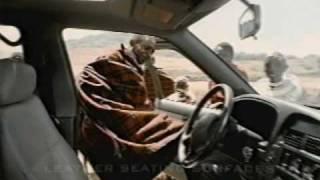 "Nissan full-length commercial ""Pathfinder On Safari"""
