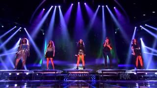 Repeat youtube video Fifth Harmony- Impossible TheX Factor USA (Semi Final).wmv
