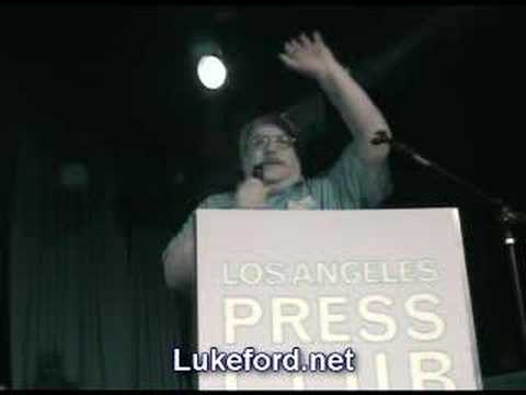 Los Angeles Herald Examiner Almost 20th Reunion Party At LA Press Club