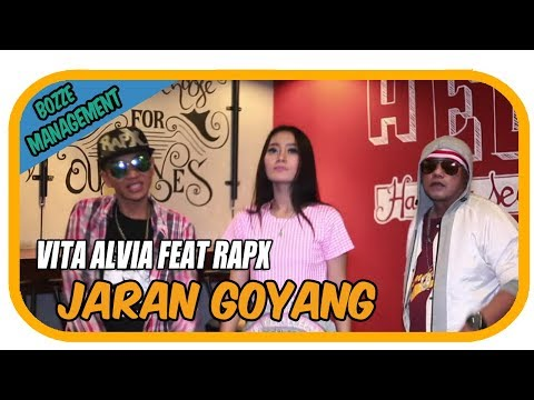 VITA ALVIA FEAT RAPX - JARAN GOYANG [ OFFICIAL MUSIC VIDEO ] HOUSE MIX VER