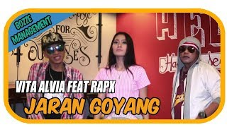 VITA ALVIA FEAT RAPX - JARAN GOYANG [ OFFICIAL MUSIC VIDEO ] HOUSE MIX VER - Stafaband
