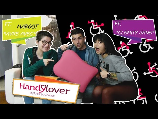 HANDYLOVER ft Clemity Jane & Margot de