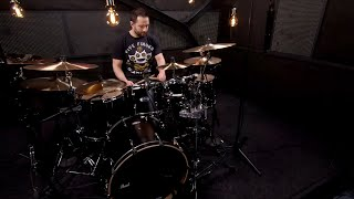 Five Fingers Death Punch – Stuck In My Ways (Drum cover)