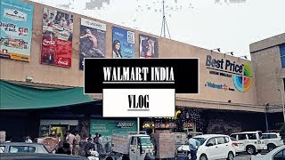 WALMART INDIA VLOG | Fresh Face Beauty | WALMART INDIA SHOPPING