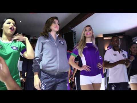 Clube do Remo apresenta os novos uniformes de 2016