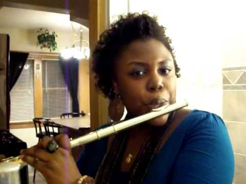 """Beyoncé """"Love On Top"""" flute cover by *B~Free*"""