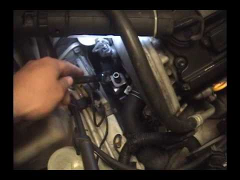 1995-2008 Nissan Maxima: AC/Alternator belt replacement - YouTube: 1996 Nissan Pathfinder Alternator Wiring Diagram at e-platina.org