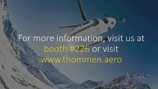 Aero-TV: Thommen - AEA 2019 New Product Introduction
