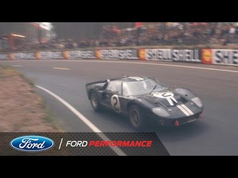 When Ford Defeated Ferrari: Lost Footage Discovered from 1966 | Le Mans | Ford Performance