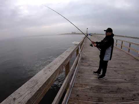 Keansburg Fishing Pier, NJ 050419