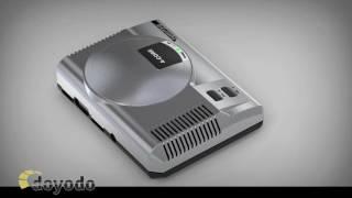 "Doyodo, LLC Announces Mini Video Game Console ""RetroEngine Sigma"" Debuts December 6th on Indiegogo"
